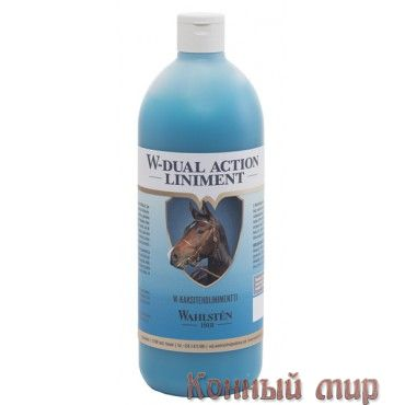 Линимент 12024 W-Team Dual Action Liniment 1л